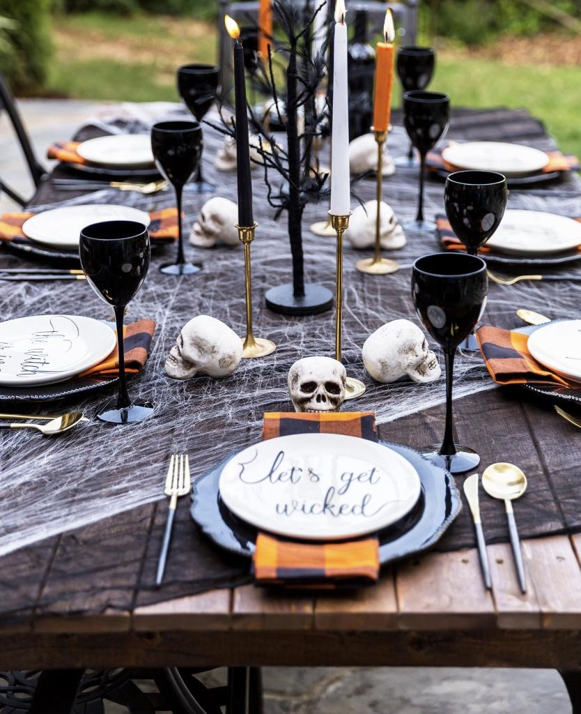 Halloween Party: 60 decorating ideas and theme photos 56