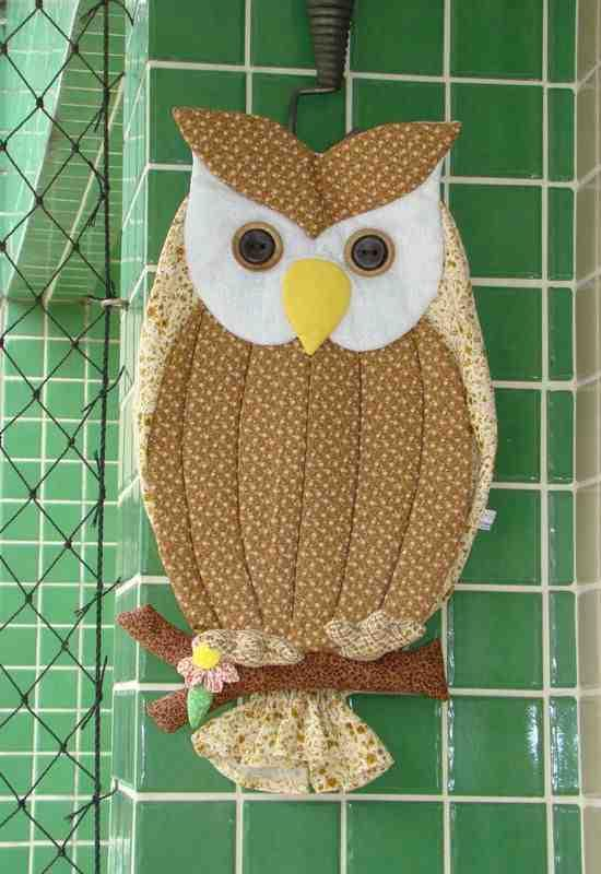 Pull Owl Bag: 60 ideas with photos and video step by step 50