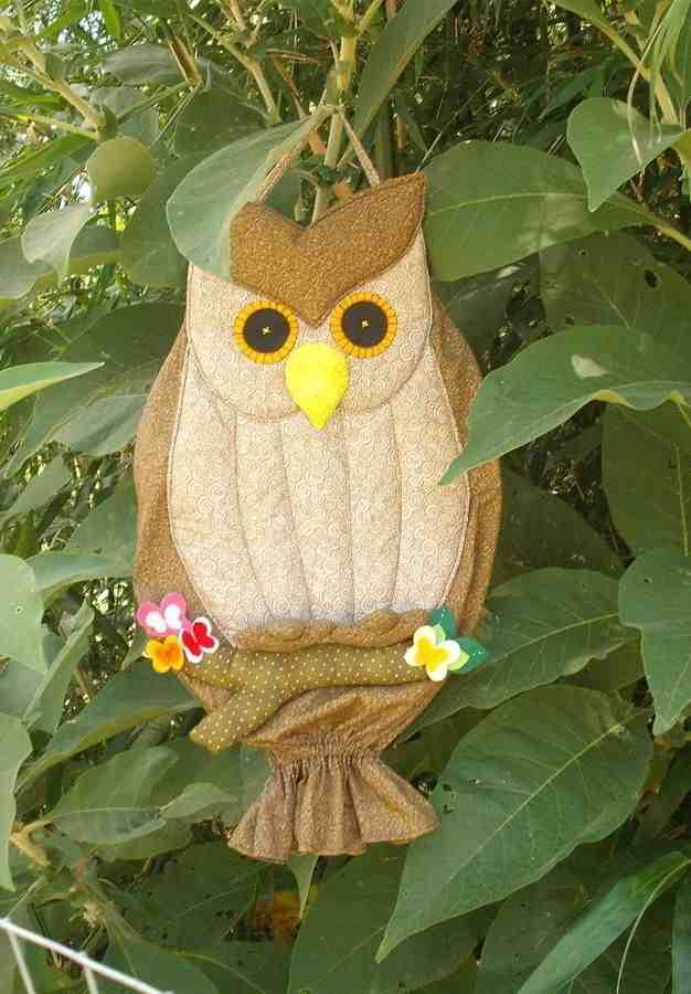 Owl bag pull: 60 ideas with photos and video step by step