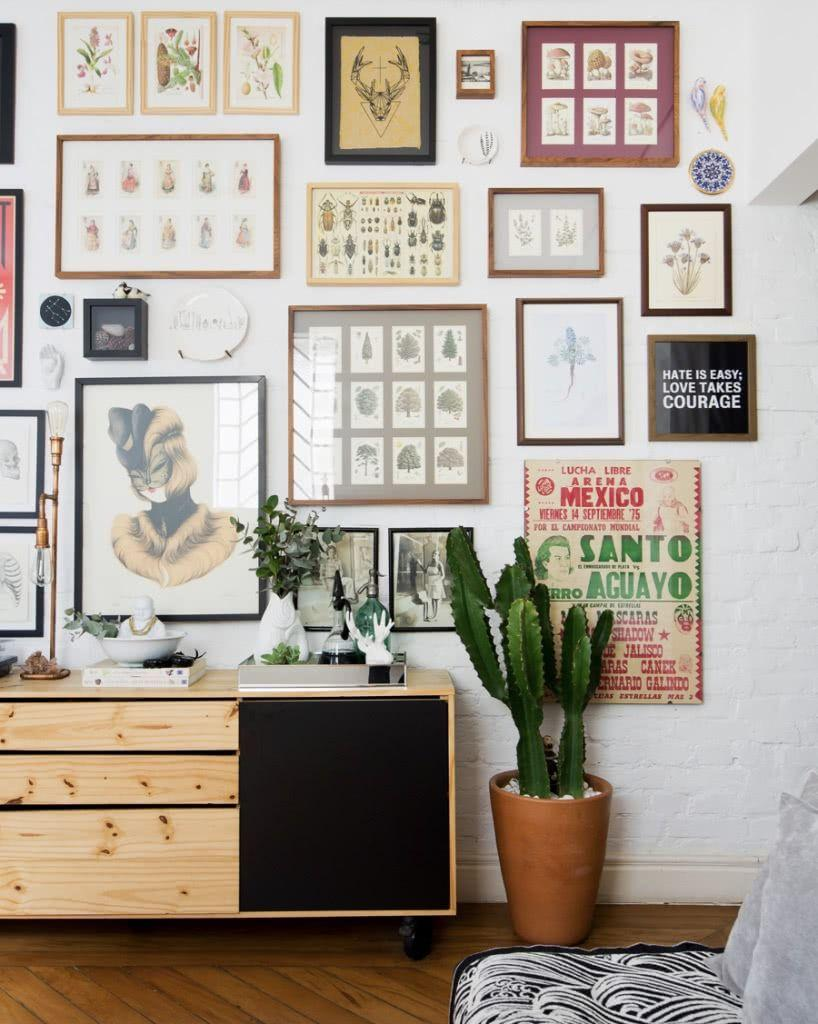 Cacti at home: 60 inspirations to decorate with the 6th floor