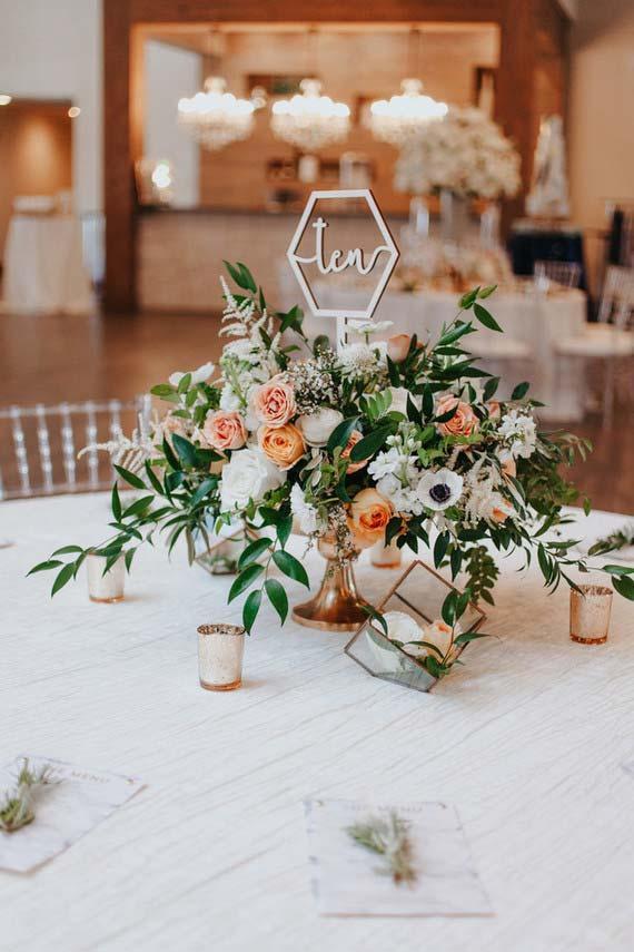 Low fits for wedding decoration 2018