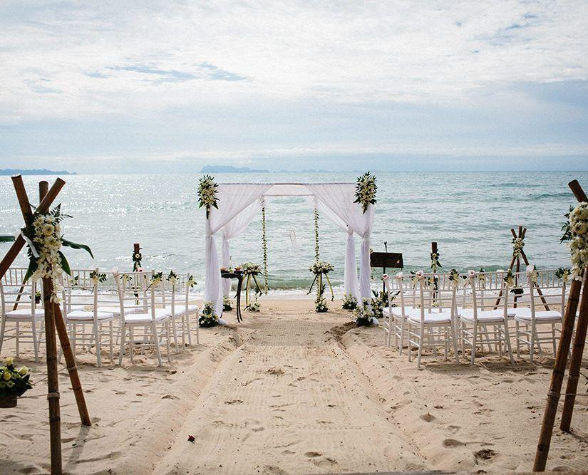 Beach Wedding Decoration: Inspiring Tips 45