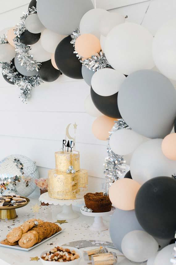 15-year party decoration: discover exciting ideas 13