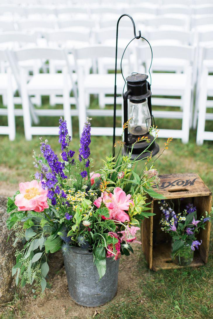Rustic wedding: 80 decorating ideas, photos and DIY 70