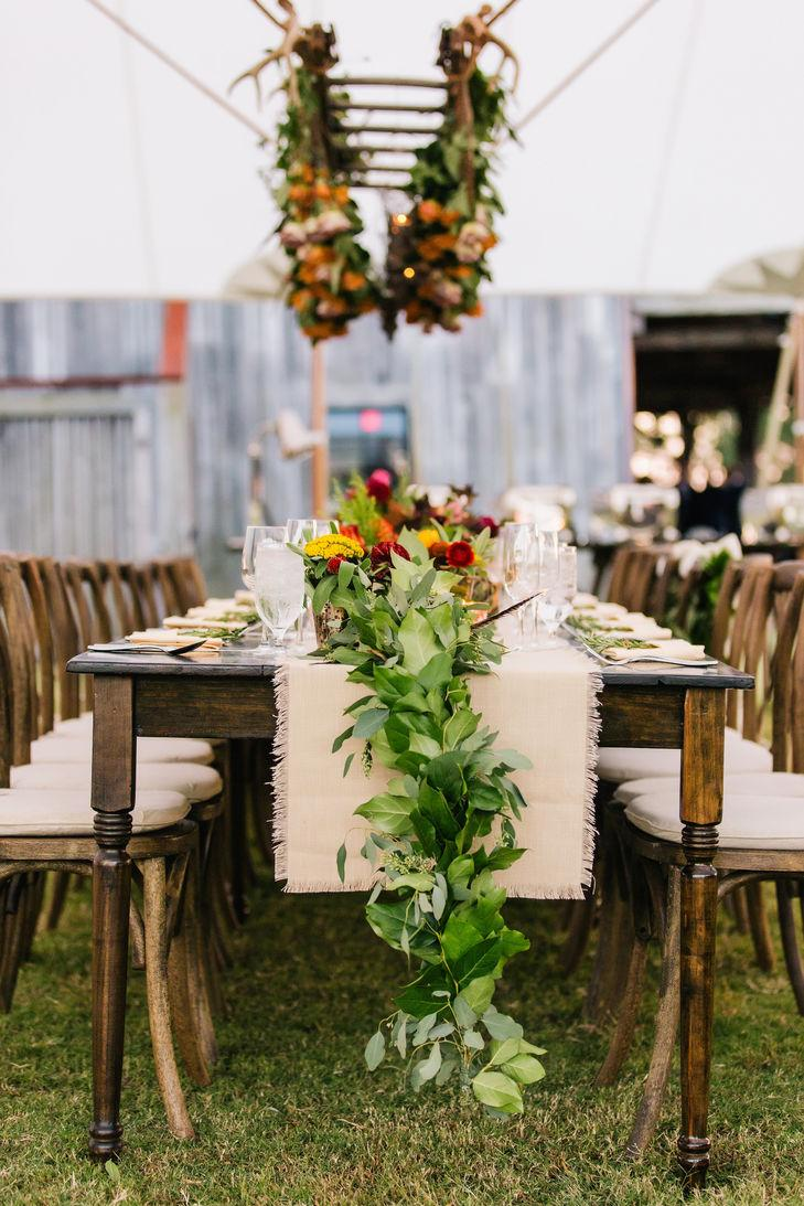 Rustic wedding: 80 decorating ideas, photos and DIY 64