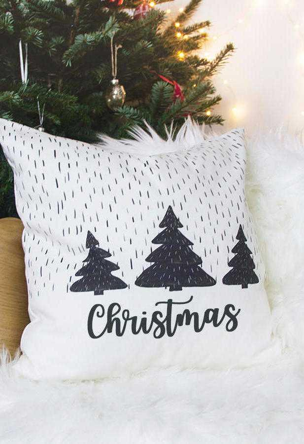 Christmas Cushions: 60 Decorating Ideas and How to Make 3