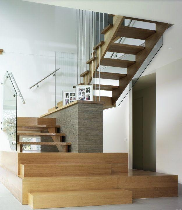 Stainless steel handrail: see tips and 60 models with photos 24
