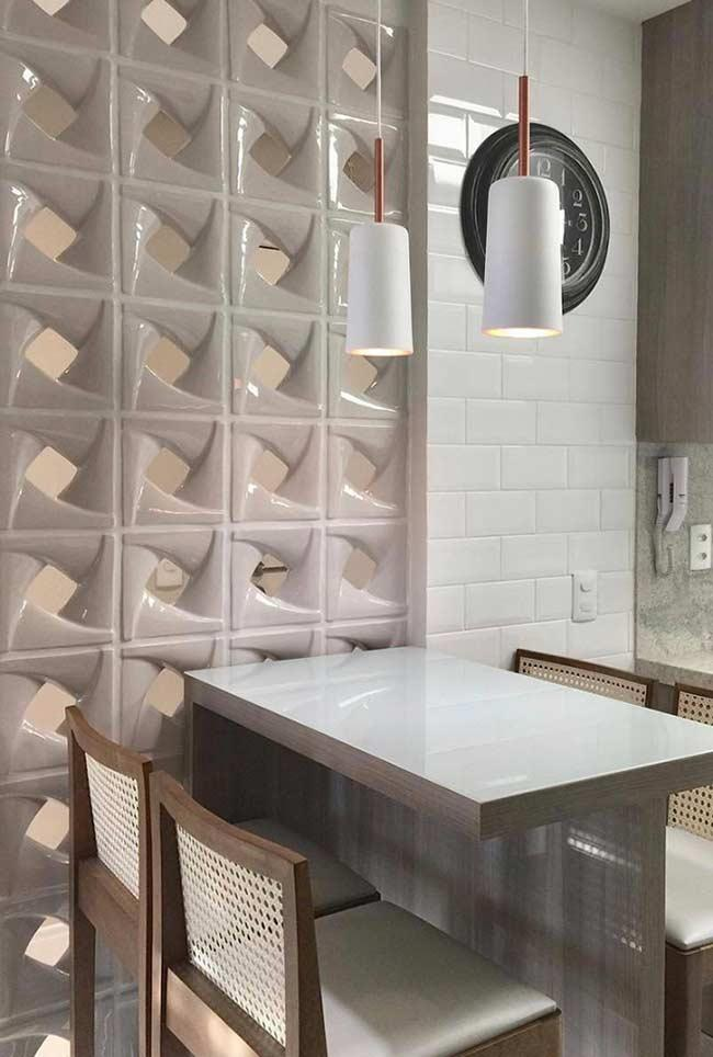Cobogos: 60 ideas to insert elements in the decoration 1