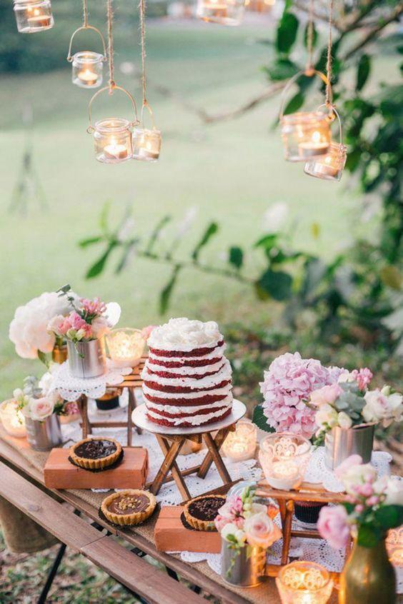 Simple Wedding Decoration: 95 Smashing Ideas to Be Inspired 75