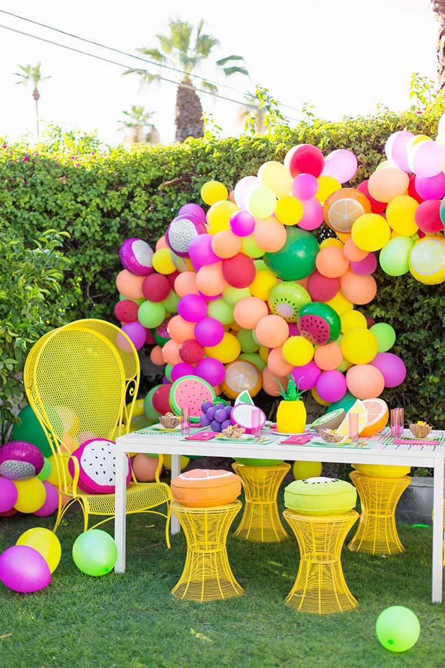 Childrens party decoration: step-by-step and creative ideas 22