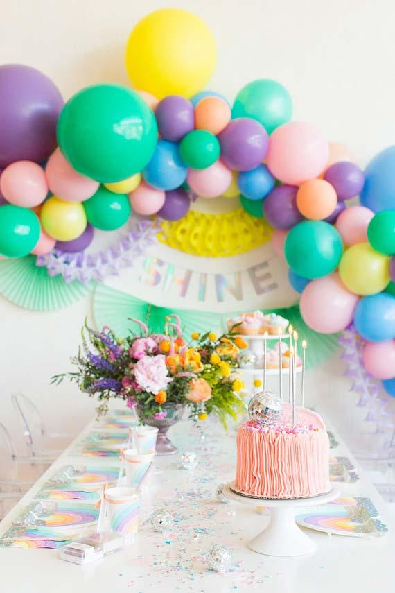 Childrens party decoration: step-by-step and creative ideas 11
