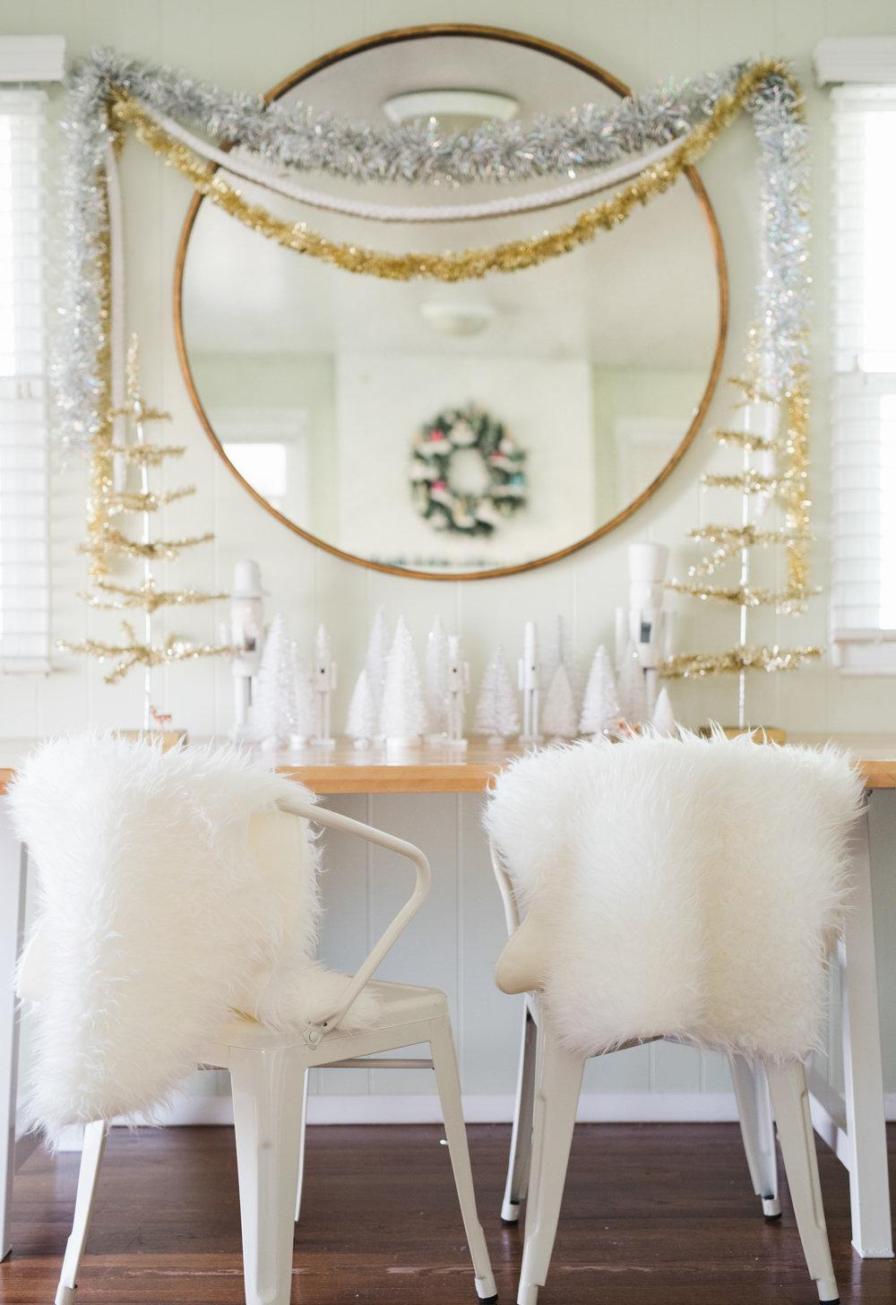 Simple and inexpensive Christmas decoration: 60 perfect ideas to inspire 54
