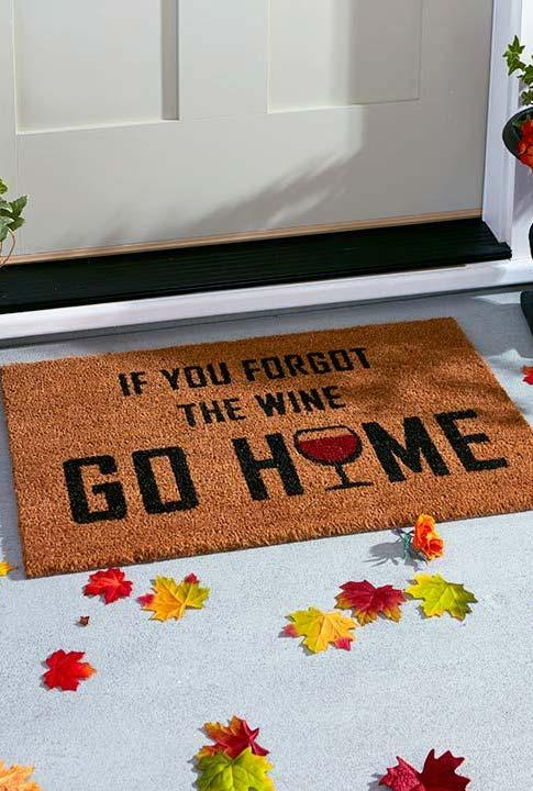 Funny doormats: welcome to brighten your home 33