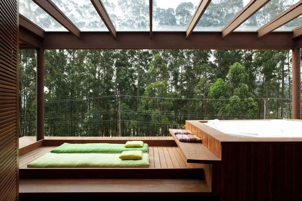 Glass roof: advantages, 60 photos and ideas to be inspired 5