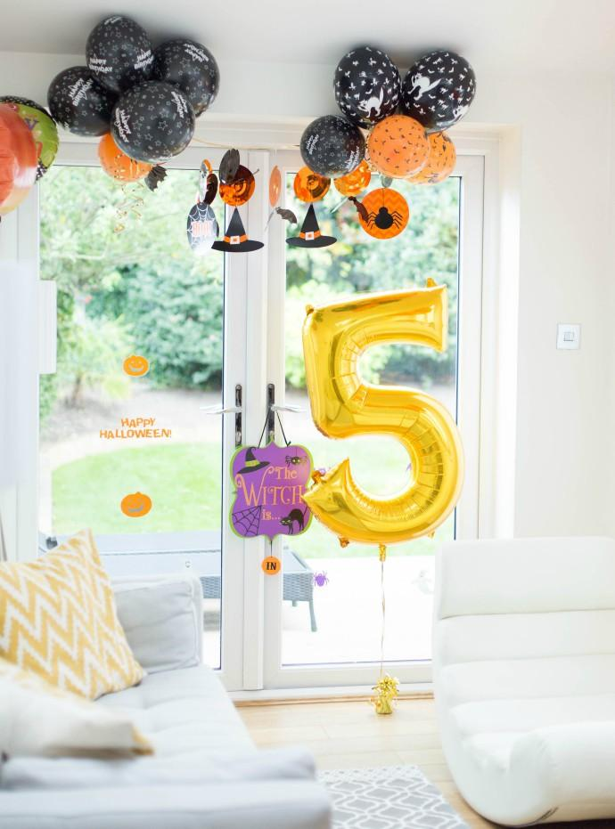 Halloween Party: 60 decorating ideas and theme photos 19