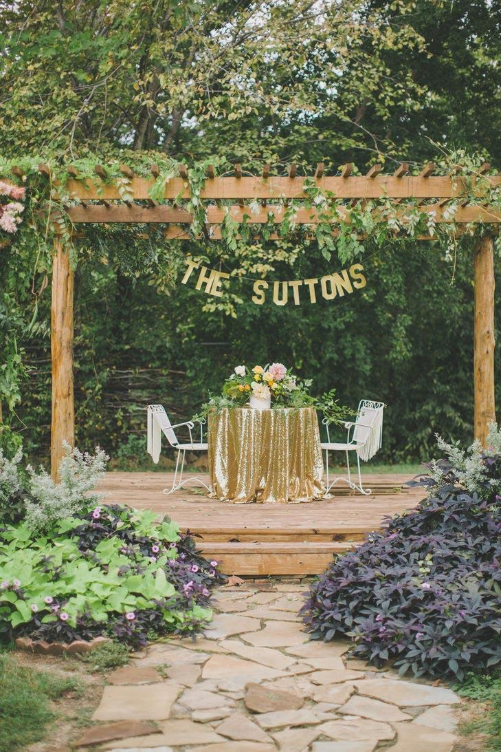Rustic wedding: 80 decorating ideas, photos and DIY 26