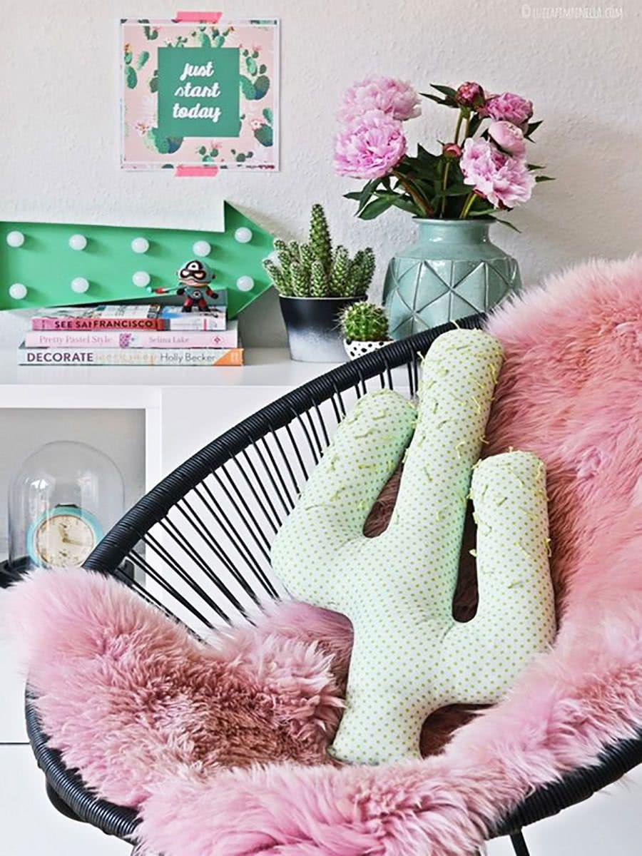 Cacti at home: 60 inspirations to decorate with the 40 plant