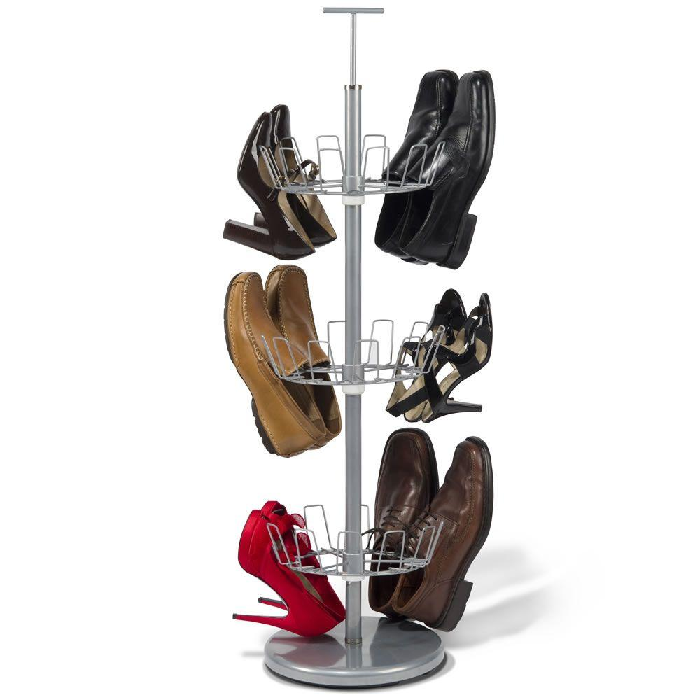 60 ideas and tips on how to organize shoes 16