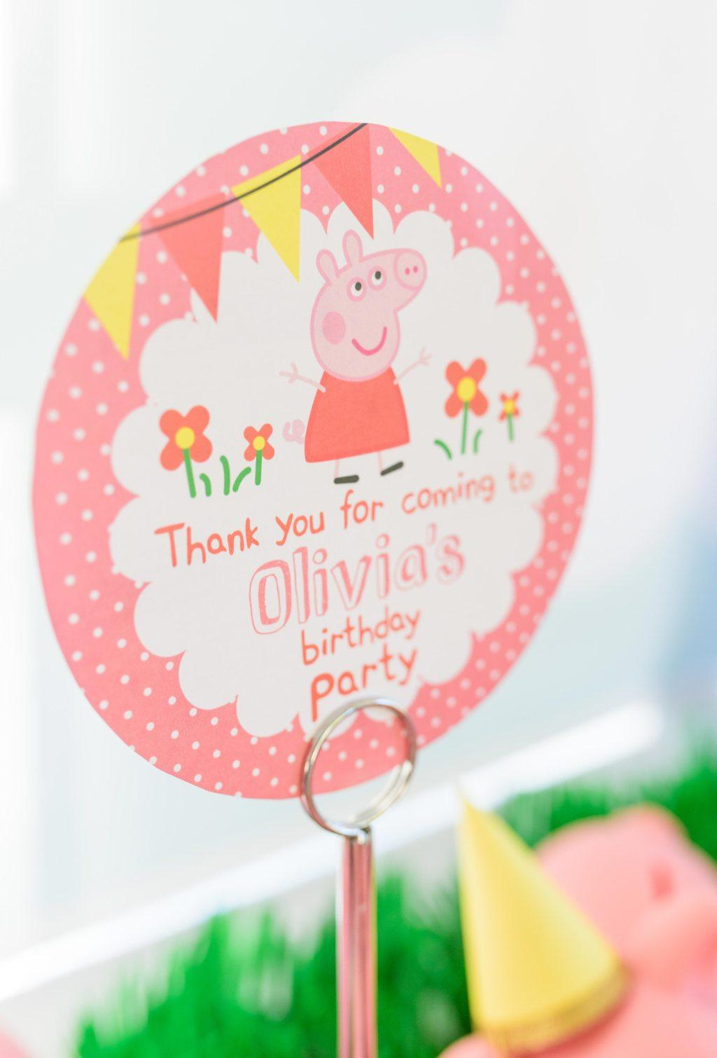 Peppa Pig Souvenirs: 50 decorating ideas and step by step 51