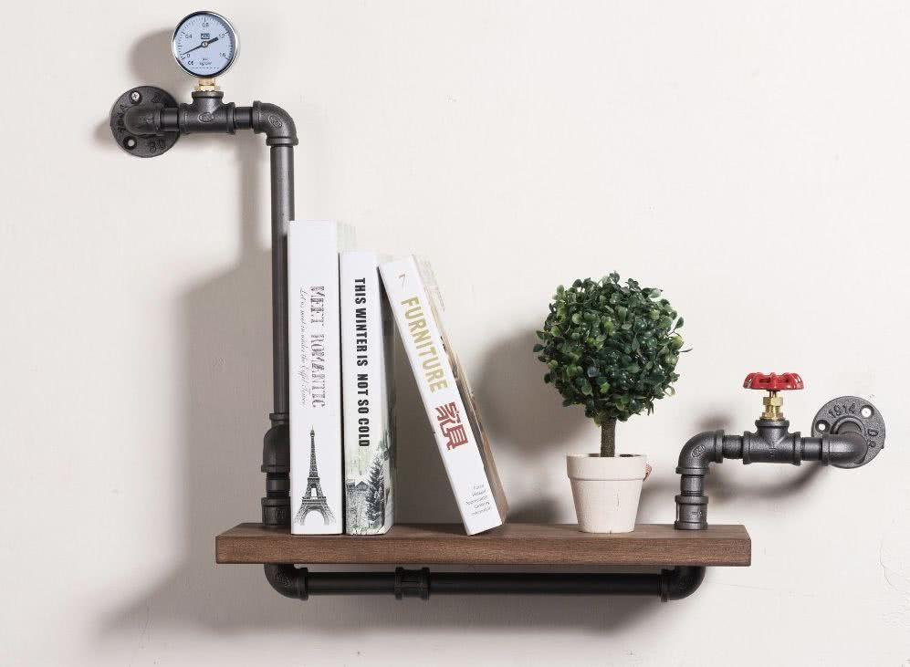 Creative Shelves: 60 Modern and Inspiring Solutions 39