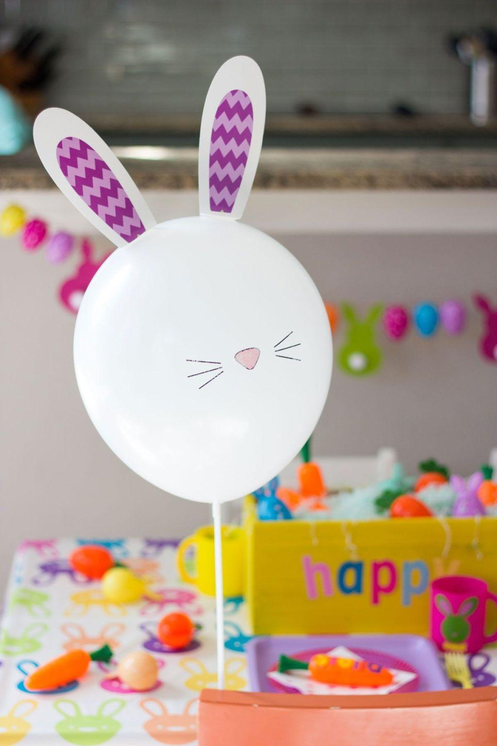 Decoration with balloons: 85 inspirations to decorate 38