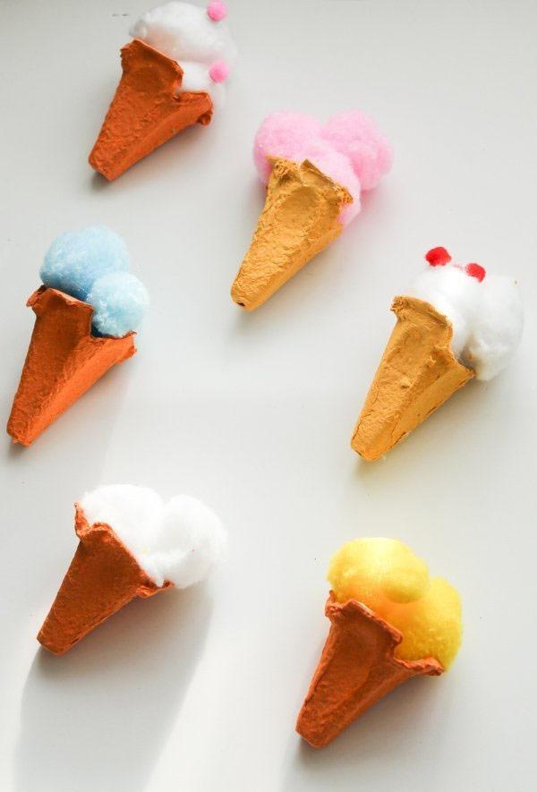 Beautiful Cones for Little Critters