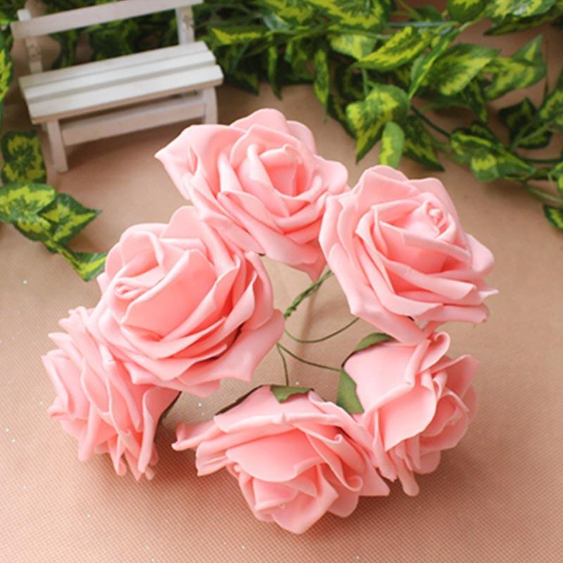 EVA Flowers: 70 ideas, templates and step by step 29