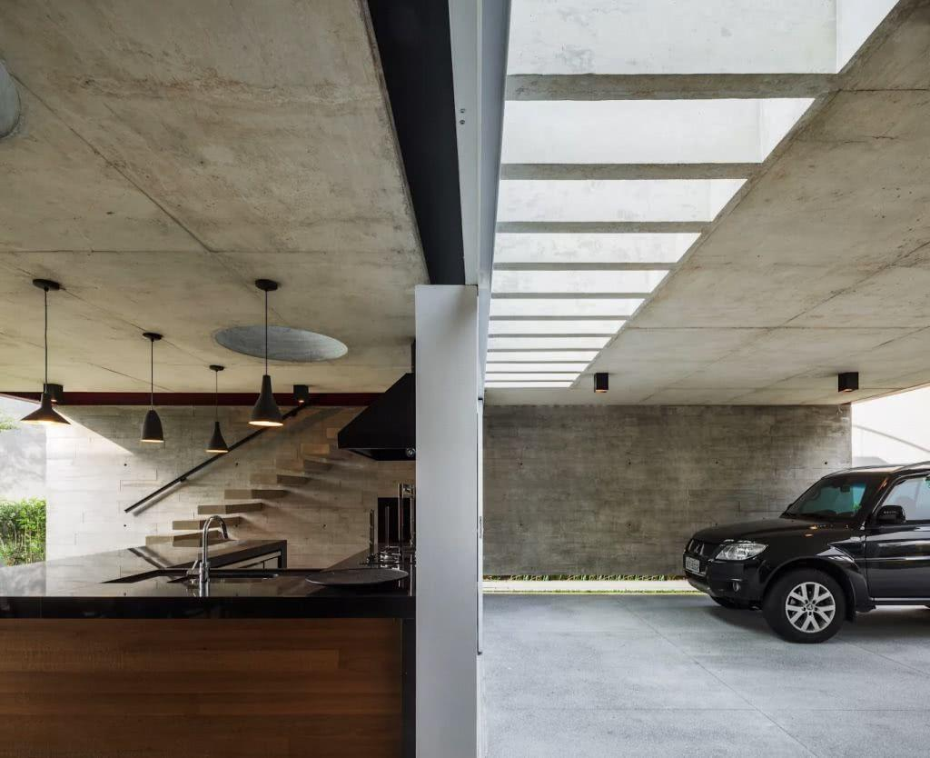 Garage floor: see the main types and ideas to be inspired 6