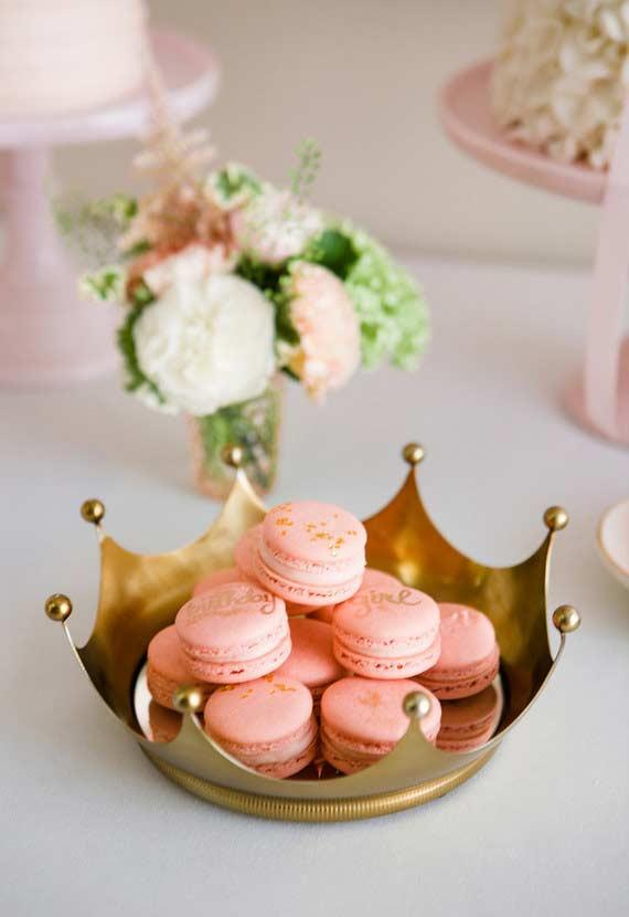 Princess Party: tips for decorating with this beloved theme 4