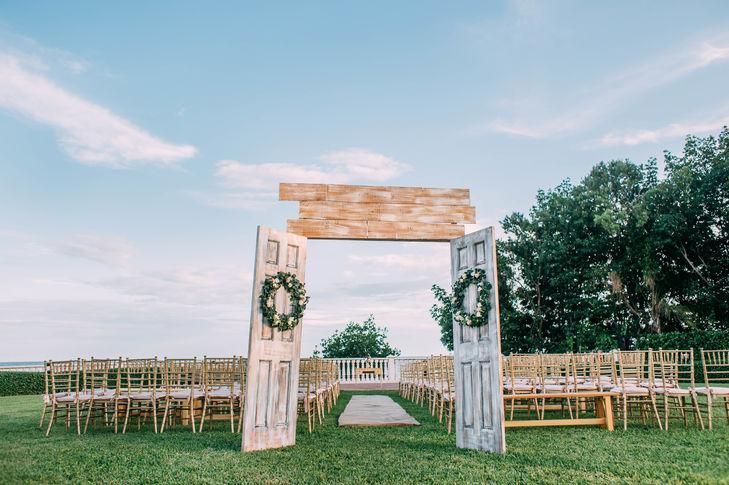 Rustic wedding: 80 decorating ideas, photos and DIY 33