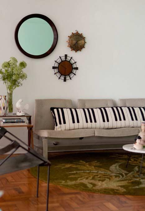 Turn your sofa into piano with key pads