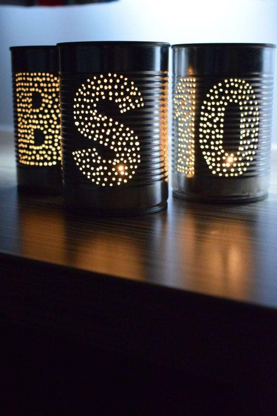 Decorated Cans: 70 Cool Ideas to Make at Home 69