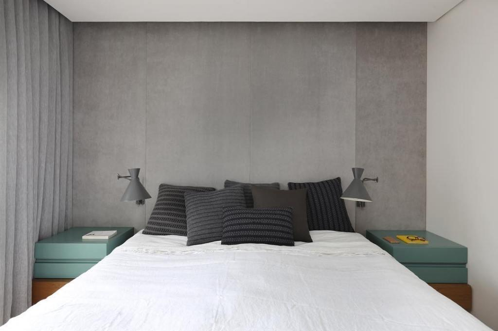 Upholstered headboard: 60 ideas and references to use in decorating 6