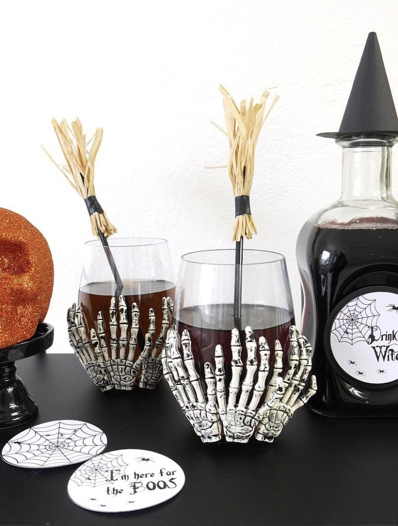 Halloween Party: 60 decorating ideas and theme photos 29