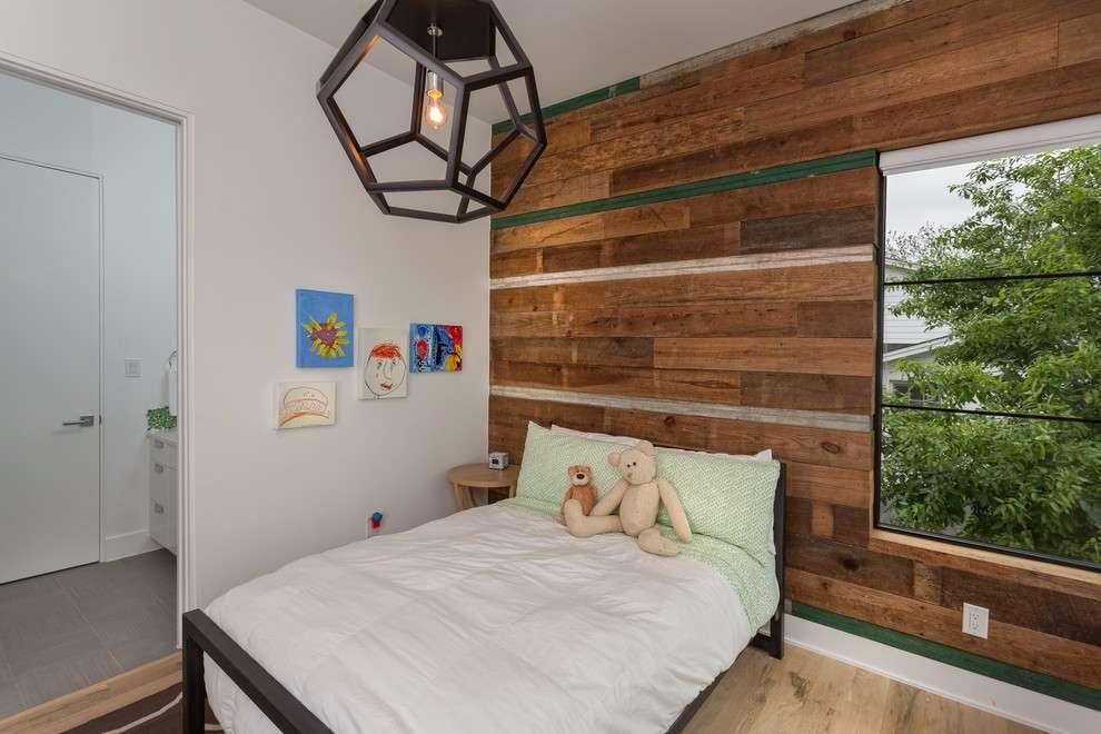 Wooden Wall: 56 Wonderful Ideas and How to Make 46