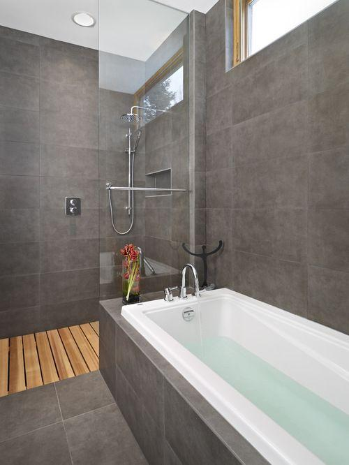 Bathroom coatings: types, models and photos 18