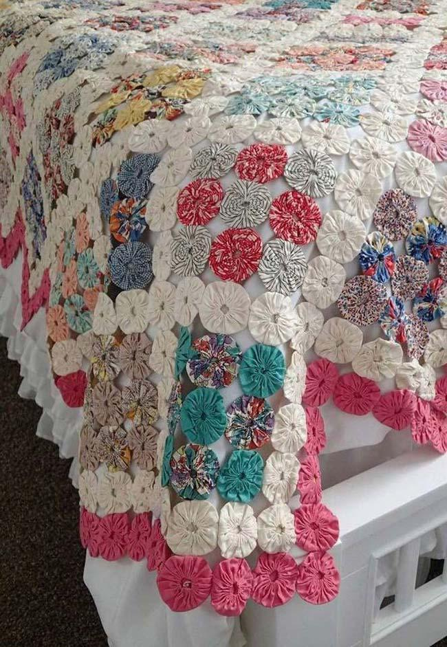 Create the quilt the way you want it