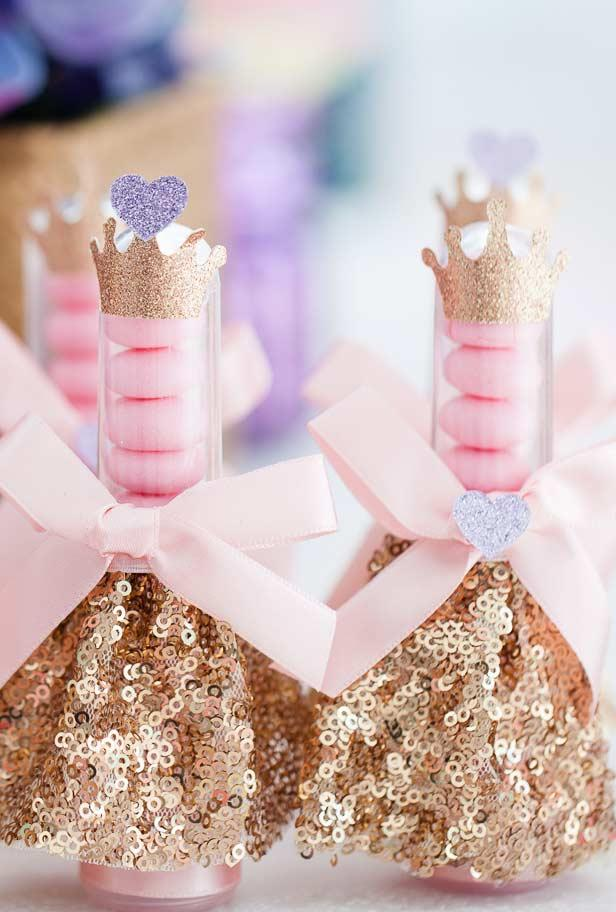 Bubble Tubes for Princess Party