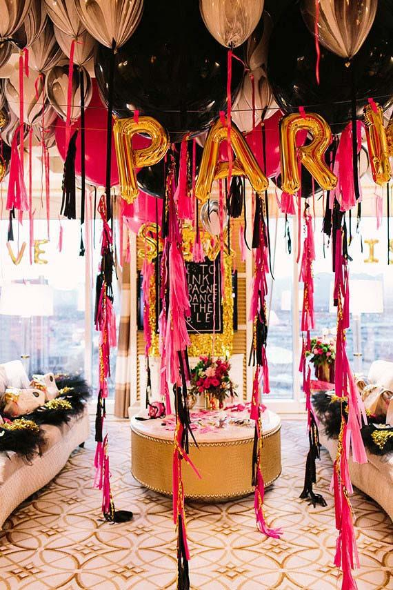 15-year party decoration: discover exciting ideas 4
