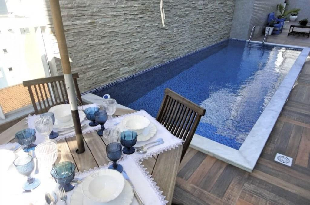 Vinyl Pool: What It Is, Advantages And Photos To Inspire 57