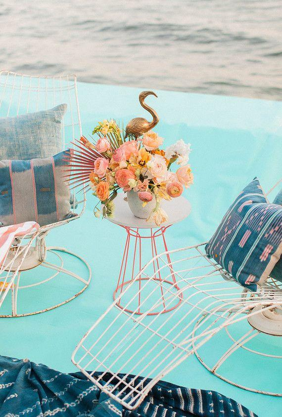 Beach Wedding Decoration: Inspiring Tips 8
