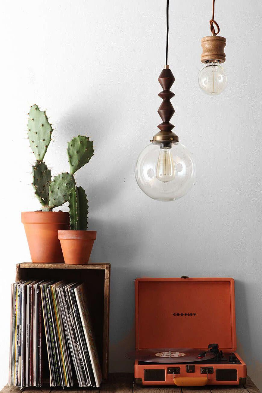 Cacti at home: 60 inspirations to decorate with the plant 34