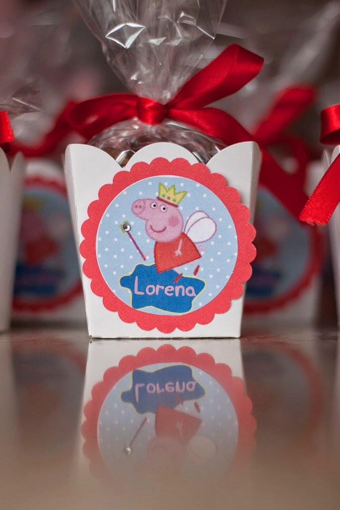 Peppa Pig Souvenirs: 50 decorating ideas and step by step 10
