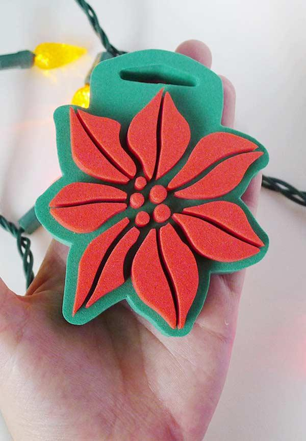 EVA Christmas Ornaments: 60 Ideas and How to Do It Step by Step 10
