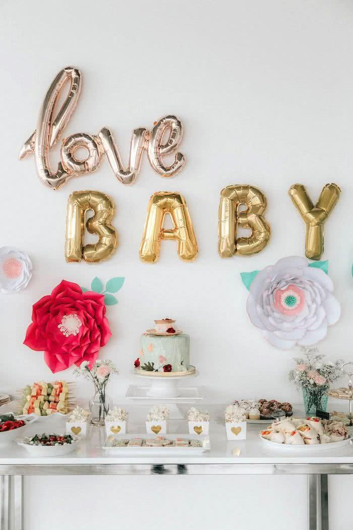 Baby Shower and Diaper Decoration: 70 Amazing Ideas and Photos