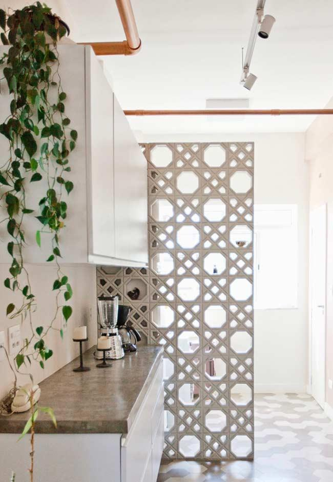 Cobogos: 60 ideas to insert elements in the decoration 17