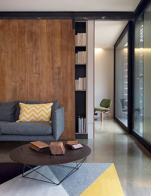 Sliding door: advantages of using and projects with photos 19