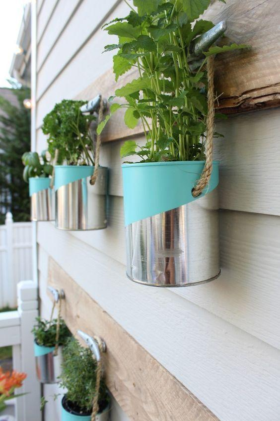 Decorated Cans: 70 Cool Ideas to Make at Home 37