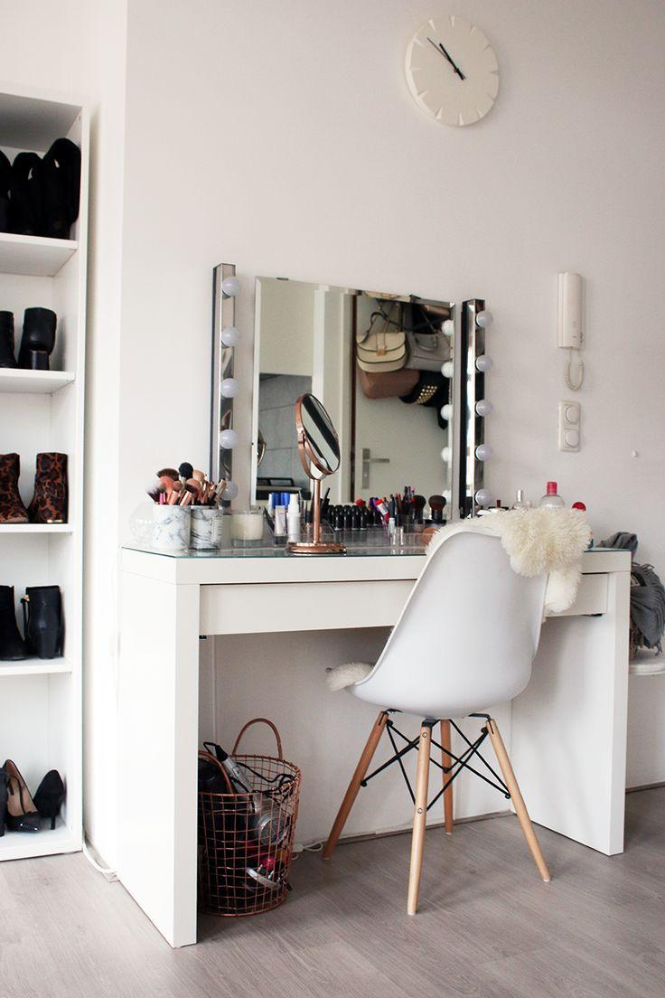 Makeup table: 60 ideas to decorate and organize 5