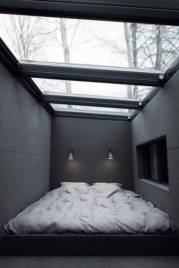 Glass roof: advantages, 60 photos and ideas to be inspired 57
